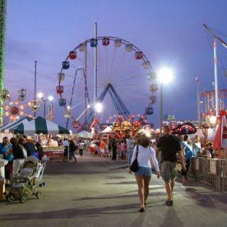 Amusement park worker (ride operator, game operator, ticket sales, lifeguard)