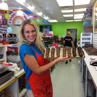 Candy shop in Ocean City