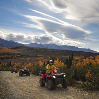 Resort in Alaska