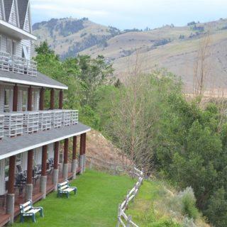 Housekeeping in Montana