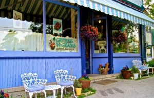 Natural food store & cafe, WI