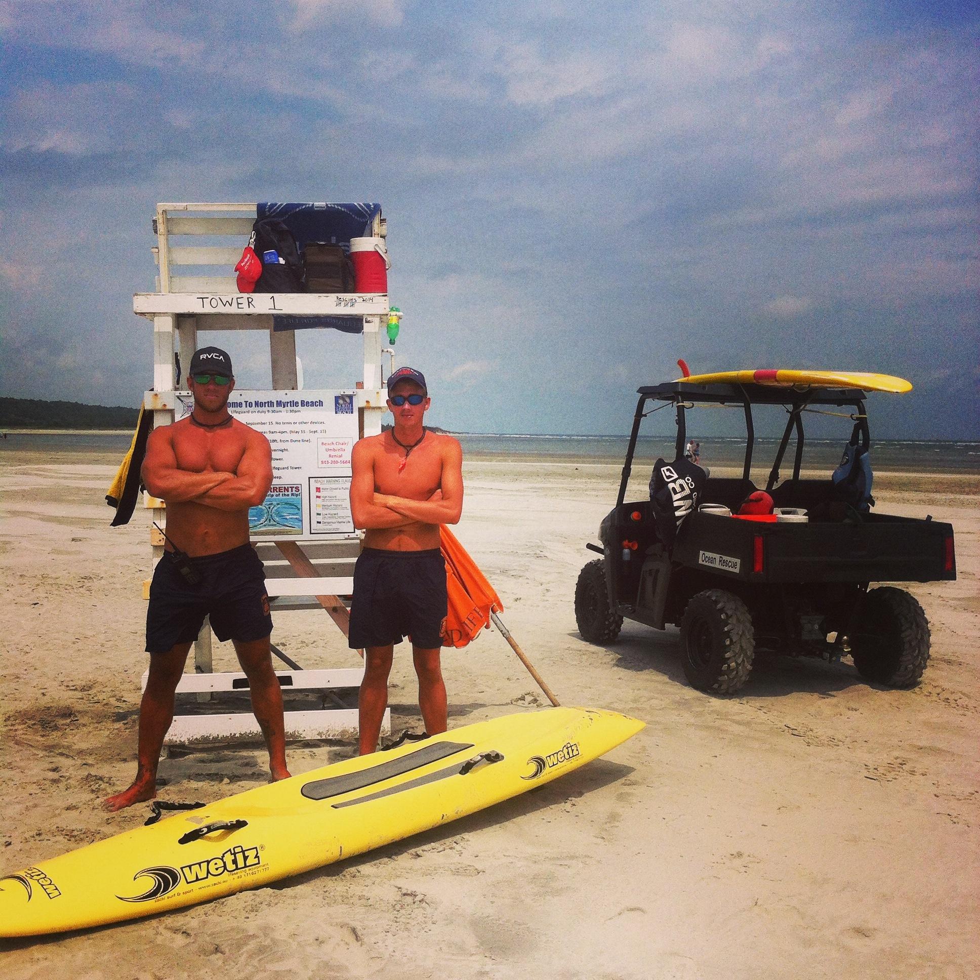 North Myrtle Beach Beach Patrol