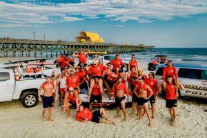 Ocean Lifeguard in Myrtle Beach, SC