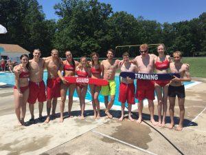 Lifeguard in DC area - VA, MD