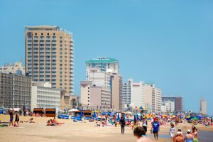 Beach Attendant in Virginia Beach