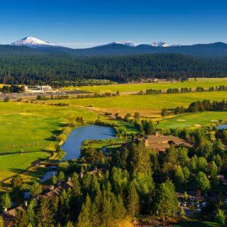 Resort in Oregon
