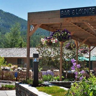 Resort in Alpine, Wyoming