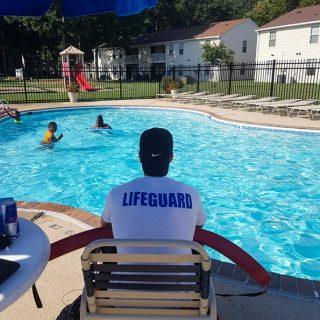 Lifeguard in Virginia Beach