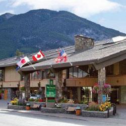 banff park lodge canada