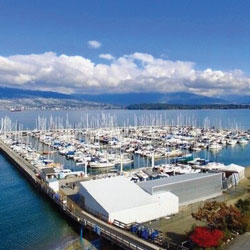 yacht club vancouver